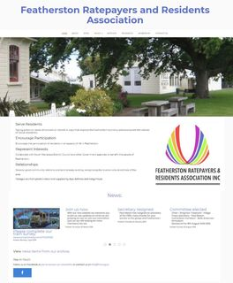 Featherston Ratepayers and Residents Association
