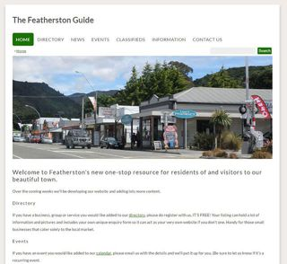 The Featherston Guide